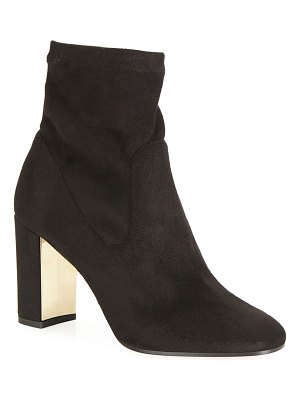 Marion Parke Kate Stretch Suede Booties