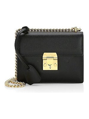 Mark Cross night leather crossbody bag