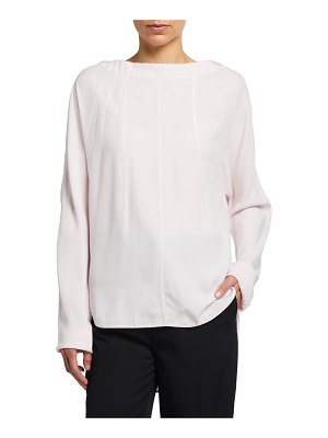 Marni Bow-Tie Blouse