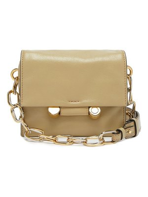 Marni Caddy Leather Cross Body Bag