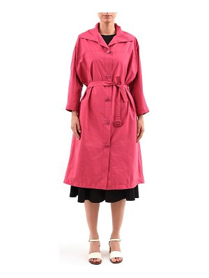 Marni gathered trench coat