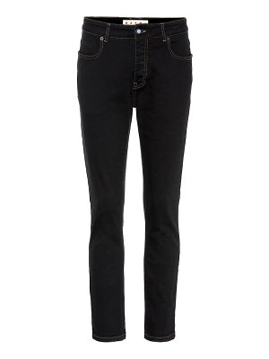 Marni High-rise straight jeans