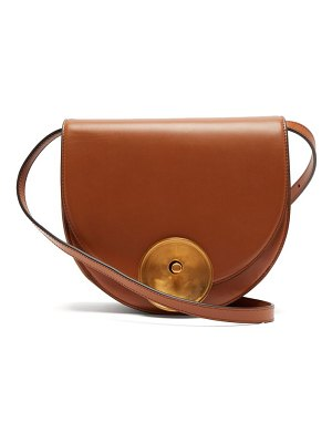 Marni Monile Leather Saddle Cross Body Bag