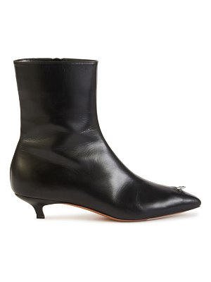 Marni Pointed ankle boots