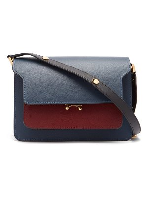 Marni Trunk Medium Leather Bag