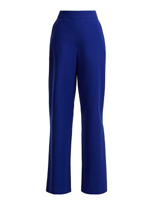 Marni Wide Leg Wool Trousers