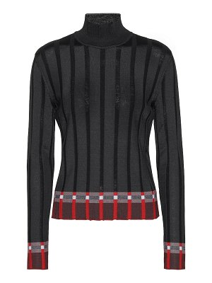 Marni wool-blend turtleneck sweater