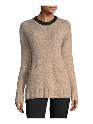 Marni Wool Button-Back Sweater