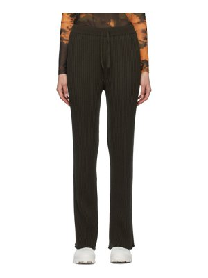 Marques Almeida knitted lounge pants