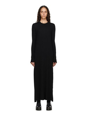 Marques Almeida rib knit long dress