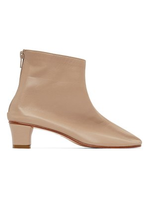 MARTINIANO high leone ankle boots