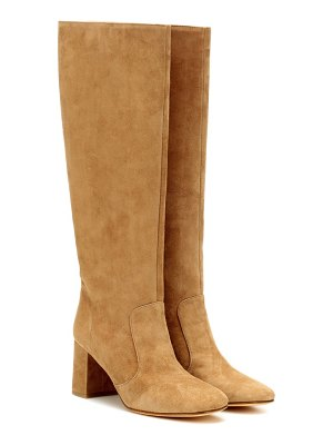 Maryam Nassir Zadeh lune suede boots