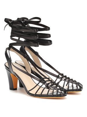 Maryam Nassir Zadeh Maribel leather sandals
