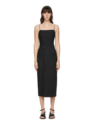 Materiel Tbilisi fitted mid-length dress