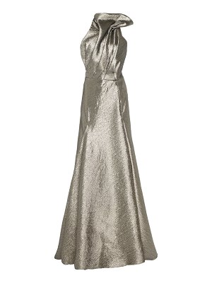 Maticevski application satin gown size: 10