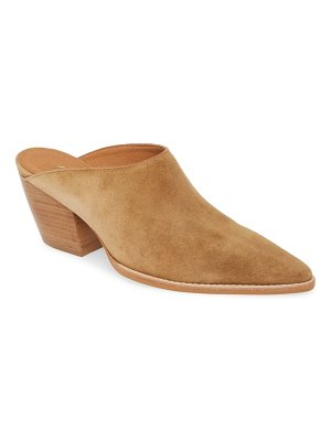Matisse cammy pointy toe mule