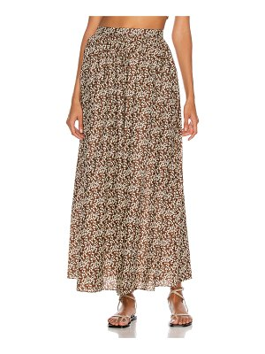 MATTEAU full skirt