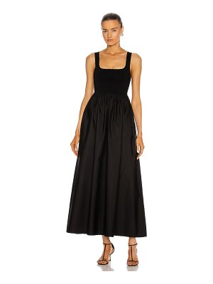 MATTEAU knit maxi dress