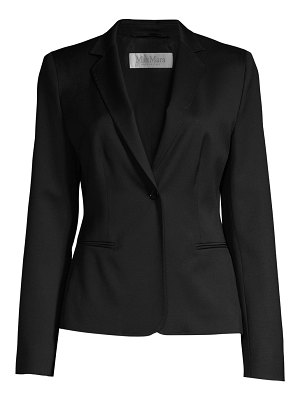 Max Mara antonia virgin wool blazer