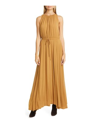 Max Mara astrid sleeveless maxi dress
