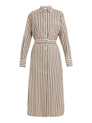 MAX MARA BEACHWEAR Folgore Shirtdress