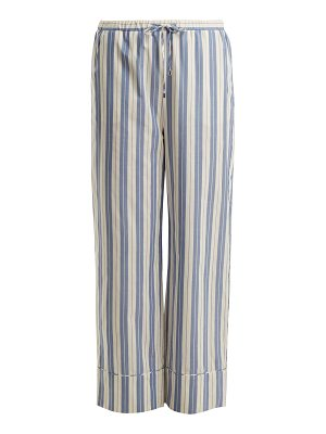 MAX MARA BEACHWEAR Terry Trousers