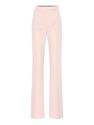 Max Mara biavo stretch-wool flared pants