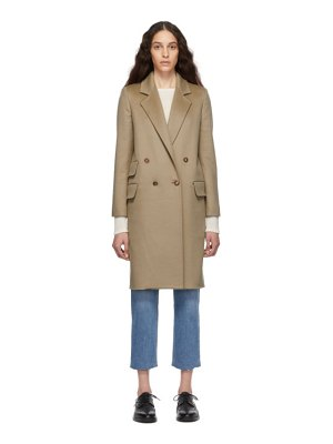 Max Mara brown andrea coat