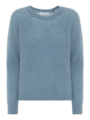 Max Mara ciad cashmere and silk sweater