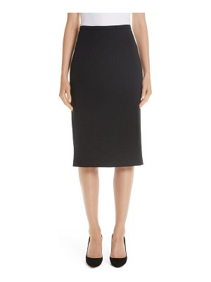Max Mara egeria knit pencil skirt
