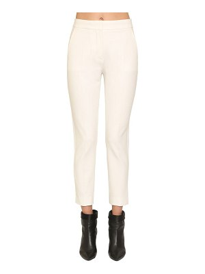 Max Mara Heavy viscose blend jersey pants