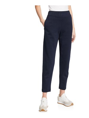 Max Mara Leisure Pull-On Jersey Ankle Pants