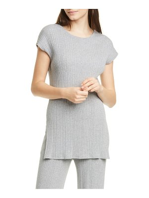 Max Mara road ribbed tunic sweater