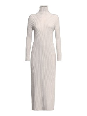 MAX MARA 'S Altea virgin wool knit midi dress
