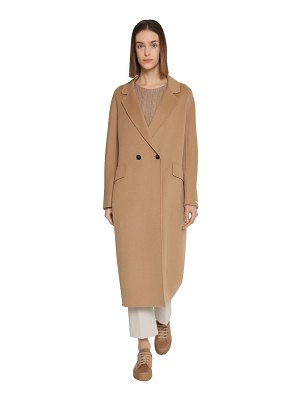 MAX MARA 'S Double breasted long wool coat