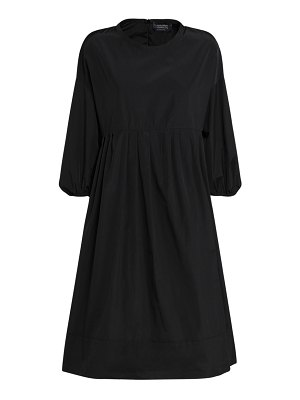MAX MARA 'S Esotico blend cotton dress