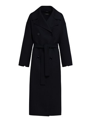 MAX MARA 'S Garda double wool long coat