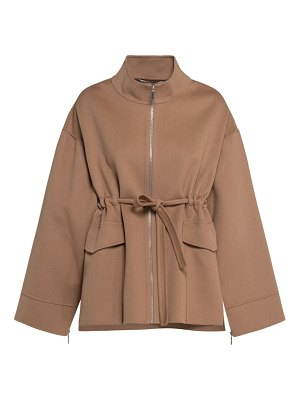 MAX MARA 'S Safari double wool sahariana jacket