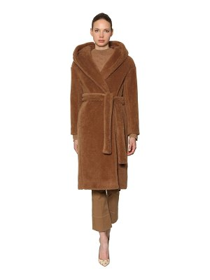 MAX MARA 'S Vello hooded wool coat
