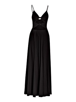 Maygel Coronel Sol Reversible Maxi Coverup Dress
