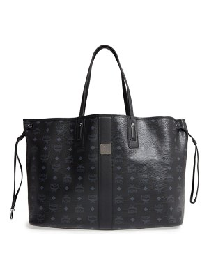 MCM large liz reversible shopper