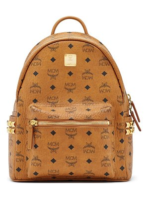 MCM small stark visetos backpack