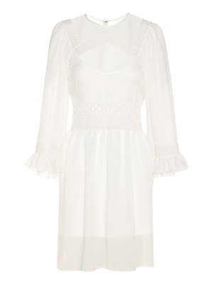 McQ by Alexander McQueen Embroidered dress