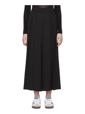 McQ by Alexander McQueen Japanese Pleat Trousers