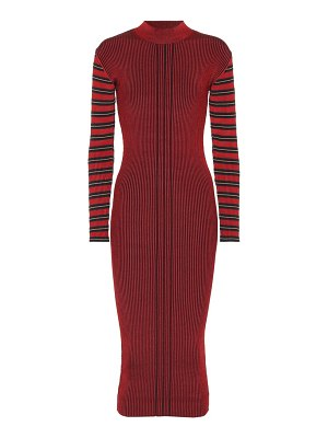 McQ by Alexander McQueen knitted dress