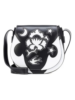 McQ by Alexander McQueen Leather shoulder bag