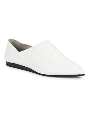McQ by Alexander McQueen Liberty Fold Leather Loafer