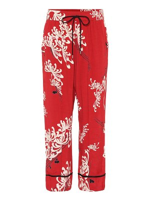 McQ by Alexander McQueen Printed trousers