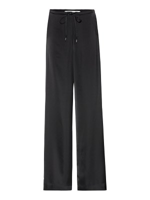 McQ by Alexander McQueen Satin wide-leg trousers