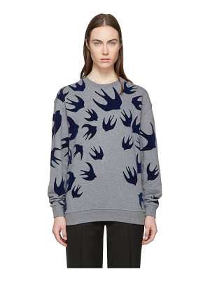 McQ by Alexander McQueen Swallow Signature Sweatshirt